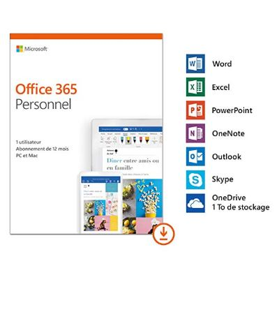Acheter MS Office 365